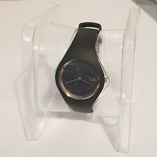 Ice-Watch - Ice Glam Black Rose-Gold - Women's Small Face Wristwatch