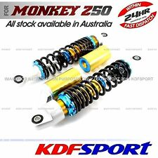 KDF REAR SHOCK ABSORBER GAS BACK SHOCKIE AFTERMARKET FOR HONDA MONKEY Z50 Z50R