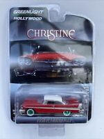 CHASE Christine Plymouth Fury 1958 model road car GREEN wheels 44830-C 1:64th