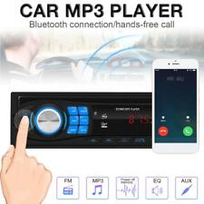 12V Bluetooth Car Radio Mp3 Player Vehicle Stereo W/Remote Control Support Fm/Sd