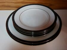 Noritake Peking 2229 Salad & Bread Butter Plates