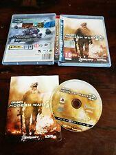 Call of Duty Modern Warfare 2 Ps3 Eccellente Edizione Italiana con Manuale