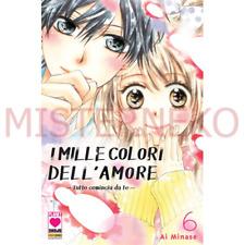 Manga - I Mille Colori dell'Amore 6 - Panini Comics
