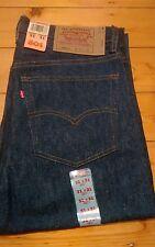 VINTAGE LEVIS 501 W31L31 denim jeans NEW 31X31 BNWT retro RARE deadstock USA