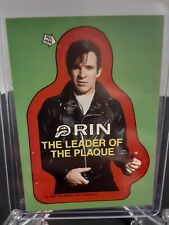 Orin The Leader Of The Plaque Litte Shop Of Horrors Sticker #7 1986