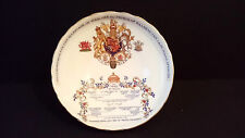 Aynsley China Bowl to Commemorate Marriage of Prince Charles and Lady Diana