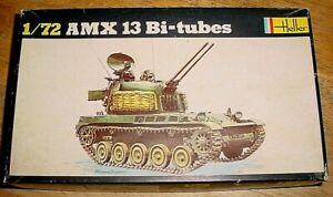 AMX-13 DCA Twin 30mm A.A. TANK Bi-Tubes 1/72 Heller # 192 MIB