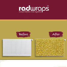 Gold Glitter - Magnetic Radiator Cover - Radwrap