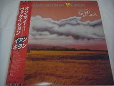 IAN GILLAN-What I Did On My Vacation JAPAN 1st.Press w/OBI PROMO 2LP Deep Purple