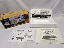 "2000 ERTL (TEXACO) ""FIRE CHIEF"" DIECAST TUGBOAT BANK. MIB MILLENNIUM EDITION"