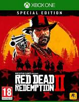 RED DEAD REDEMPTION 2 SPECIAL EDITION - XBOX ONE - IN STOCK NOW - FREE UK POST
