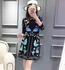 Vestiti da donna mini floreale taglia XL