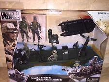 ELITE FORCE NAVAL SPECIAL WARFARE GUNBOAT PLAYSET