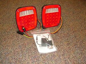 HUMMER H1 / 5746492 | KIT, TAIL LIGHTS (LED) [H1 1992-1998]