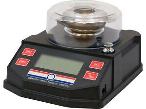 National Metallic Digital Powder Scale 1600 Grain Capacity ( 110V or Battery )