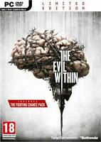 THE EVIL WITHIN LIMITED EDITION | PC | DVD VERSION | NEU & OVP | USK18 | UNCUT