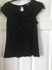 Black Top Size 10 By Warehouse