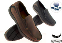 Mens Loafers Slip On Driving Shoes Smart Casual Boat Deck Office Dress Mocassins