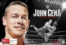 WWE - Superstar Series - John Cena (DVD, 2015, 10-Disc Set) Brand New   Region 4
