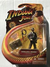 "Indiana Jones Action Figure of INDIANA JONES From Last Crusade 3.75"" Tall"