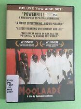 MOOLAADE 📀 DVD LIKE NEW FREE SHIP
