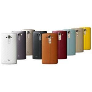 "LG G4 Unlocked Smartphone 32GB 5.5"" 16MP Camera - Gold Silver Grey"
