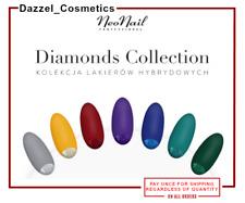NeoNail Lakiery Hybrydowe Diamonds UV Hybrid Nail Polish 7,2ml