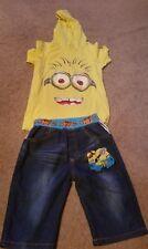 Despicable Me 2 Short Outfit Hot Pet 140