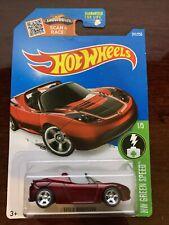 Hot Wheels 2016 Tesla Roadster Super Treasure Hunt
