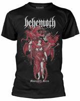 Behemoth T Shirt Moonspell Rites Official Black Mens Tee NEW Metal Classic Rock
