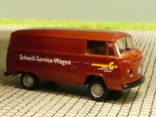 1/87 Brekina VW T2 Galliker Schnell Service CH Kasten