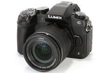 Panasonic Lumix DMC-G80 Digital Cámara con lente de 12-60mm Reino Unido Stock Nuevo Y En Caja
