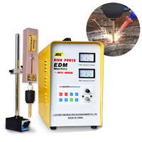 3000W Portable EDM Tap Remover Bolt Drill Removal Spark Eroder Tap Burner Buster