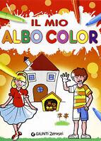 Il mio albocolor - Giunti Junior - Libro nuovo in offerta!