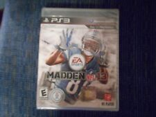 MADDEN 13 PS3 FACTORY SEALED!!!  FREE FAST SHIP!!!  L@@K!!!!!