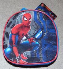 ~NWT Boys SPIDER-MAN Lunch Box/Pail Nice FS:)~
