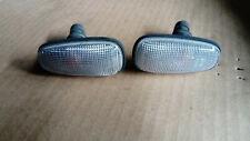 Vauxhall Astra Mk4/Mk3/Zafira Mk1 Pair of Clear Side Repeaters Indicators