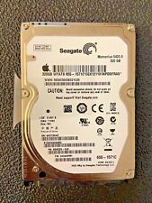 "Mac Catalina Seagate 320GB SATA 2.5"" Hard Drive 5400RPM ST9320325ASG HD Apple OS"