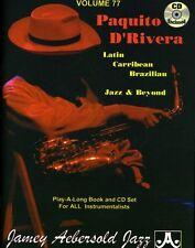 Latin Brazilian Caribbean Jazz & Beyond - Paquito D'Rivera (1999, CD NEU)