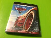 Cars 3 Disney Pixar 4K Ultra HD+Blu-ray + Digital Ultimate Collector's Edition