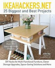 IKEA Hacks : DIY Home Furnishing Projects from IkeaHackers. net by Jules Yap...