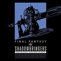 OST-SHADOWBRINGERS: FINAL FANTASY XIV-JAPAN BLU-RAY AUDIO Ltd/Ed M13
