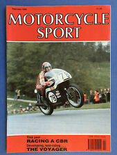 MOTORCYCLE SPORT - February 1990 - Faster Harley Davidson's More Grunt From Hog