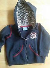 Pullover Jacke mit Kapuze Gr. 74/80 Kinder von Impidimpi