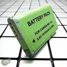 NB12L NB-12L Battery for Canon PowerShot N100 G1X G1 X Mark II 2 VIXIA mini X