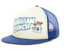 New Hawaiian Punch Punchy Mascot Juice Brand Fruit Snapback Retro Hat_____B26