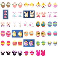 Resin Flatback EASTER HOLIDAY Cabochon Embellishments (You Chose Style)