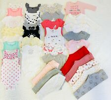 Baby Girl Clothes 0-6 Lot