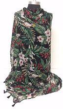 HIGH QUALITY Women Lady Fashion Long Soft Chiffon Scarf Wrap Shawl Stole Scarves