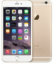 DEAD Apple iPhone 6 16GB Gold | Locked | Cracked screen | Device Only